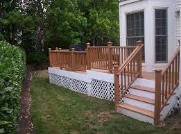 Decking Handrail Ideas Porch Railing Ideas Diy Home Design Ideas