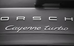 2011 Porsche Cayenne Turbo - preorders for new 2011 porsche cayenne surprise ceo