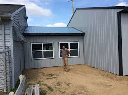 Two Story Pole Barn Wagler Builders Blog Post Frame Building And Metal Roofing