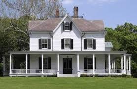 farmhouse with wrap around porch country porches wrap