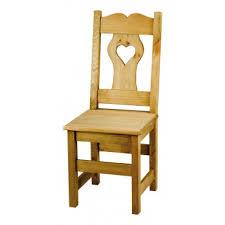 chaise en pin chaise en bois grenier alpin