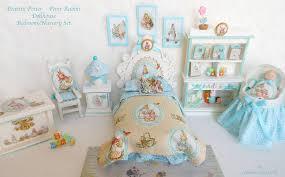 beatrix potter rabbit nursery beatrix potter rabbit dollhouse complete bedroom nursery set