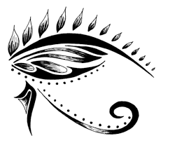 10 tribal eye tattoos only tribal