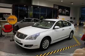 nissan sylphy impul nissan drive me cra2y campaign launch 2011