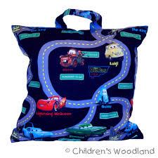 cars characters ramone disney cars pillow for kids lightning mcqueen preschooler gift