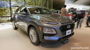 hyundai 2018 hyundai kona first drive better late than never for all new