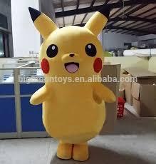 pikachu costume pikachu mascot costume buy