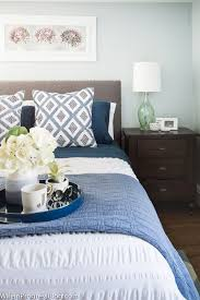 39 Guest Bedroom Pictures Decor by Best 25 Blue Bedroom Decor Ideas On Pinterest Blue Bedroom