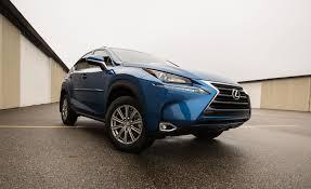2017 lexus nx200t nx300h hybrid quick take u2013 review u2013 car and driver