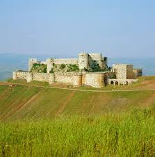 Krak Des Chevaliers by High Quality Stock Photos Of
