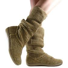 sweater boots s sweater boots winter stylet crochet flat slouc