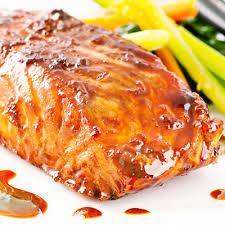 cuisiner pavé saumon pavés de saumon grillés à l orange et au sésame metro