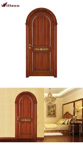 indian arch single wooden interior door pooja room designs buy