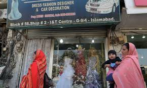 dressmakers bring touch of old afghanistan to pakistan pakistan