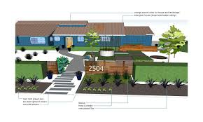 modern front yard landscaping ideas pictures the garden