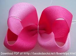 ribbon boutique best 25 boutique bow tutorial ideas on boutique bows