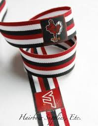 college printed ribbon