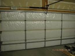 Garage Tech Nasa Tech Reflective White Foam Core Garage Door Insulation Kit 8l