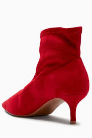 buy boots uk buy kitten heel sock boots from the uk shop