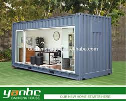 40ft long life span prebuilt house shipping container homes view