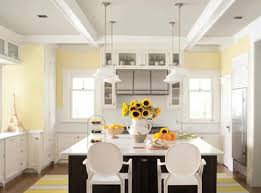 lemon sorbet from benjamin moore adds a soft and cheerful glow to