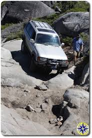 Rubicon Trail Map The Die Is Cast Crossing Rubicon Overland Adventures And Off Road