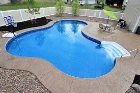 lagoon shaped inground pools inground pools munie leisure canter