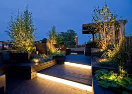 how to design garden lighting deck lighting ideas that bring out the beauty of the space
