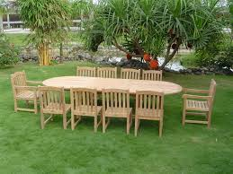 best 10 person outdoor dining set dining room oval outdoor dining