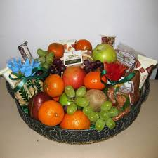 Healthy Gift Baskets Fresh U0026 Healthy Upscale Gift Baskets
