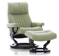 Recliner Chair Small Ekornes Stressless Crown Recliner Chair Lounger And Ottoman