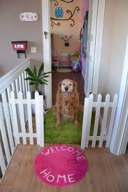 best 25 dog rooms ideas on pinterest pet rooms dog spaces and it s amazing what a 7 dollar piece of sweet picket fencing can do for a kid s room of course i m a bit partial because this is my step daughter s with our