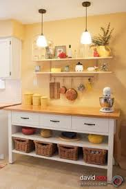 Small Kitchen With White Cabinets Saving Space 15 Ways Of Mounting Microwave In Upper Cabinets
