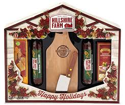 hillshire farms gift basket hillshire farm meat cheese and crackers gift