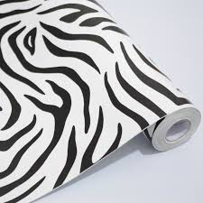 Zebra Print Bedroom Furniture by Wallpaper Products Picture More Detailed Picture About 45cm 10m