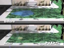 Backyard Drainage Ideas How To Choose The Right Landscape Drainage System Stormwater
