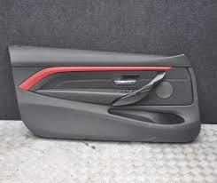 bmw door panel bmw 4 front left interior door panel trim f32 bare lhd ebay