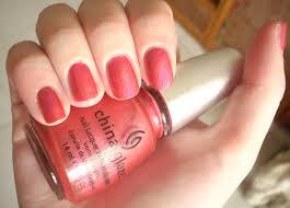 china glaze tmi nail polish review through the looking glass
