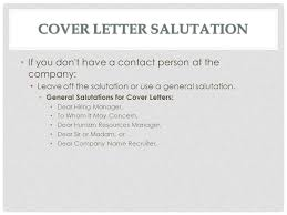 addressing a cover letter 5 addressing cover letters resume