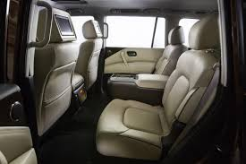 nissan quest 2016 interior 2017 nissan armada subjected to serious off road test autoevolution