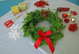 Indoor Wreaths Home Decorating by Bright Christmas Wreath Easy Paper House Decor Youtube Idolza