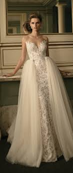 cool wedding dresses wedding dress with detachable skirt csmevents