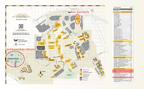 Georgia State University Campus Map by Kennesaw State University Department Of Sports And Recreation