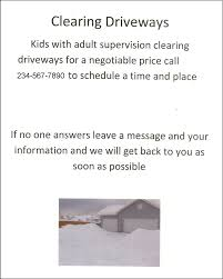 Montgomery County Snow Removal Map Would You Hire Kids For Snow Removal Price Negotiable