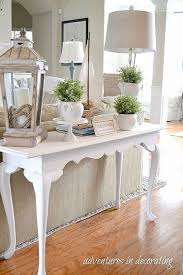 White Foyer Table Beautiful White Entryway Table With Gold Console Table Design