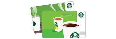 starbuck gift card deal starbucks gift cards 12