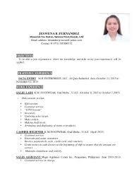 resume exles objective sales lady job resume objective in sales lady resume