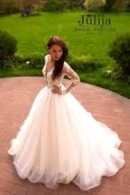 exclusive luxury wedding dress 2016 lace princess by julijawedding