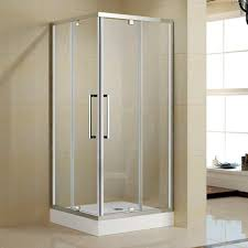 glass shower cubicle square with pivot door pivot k p12a