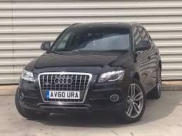 Audi Q5 Diesel - 60 reg audi q5 2 0 tdi quattro s line auto tip diesel automatic